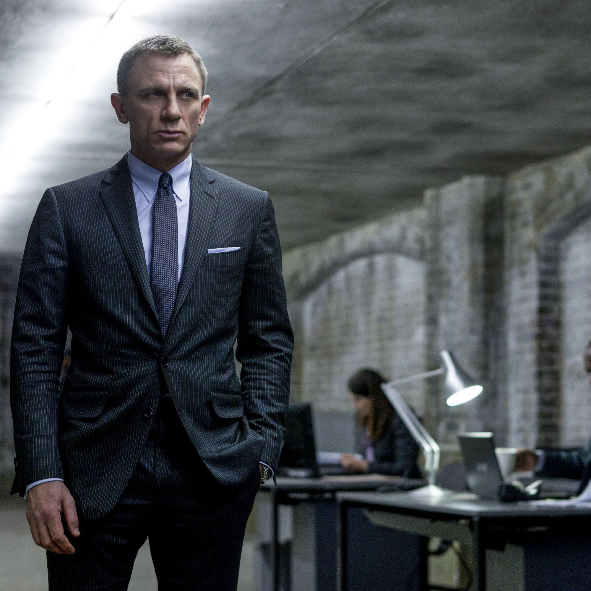 Daniel Craig wird auch im 24. Bond-Film den britischen Geheimagenten verkörpern.