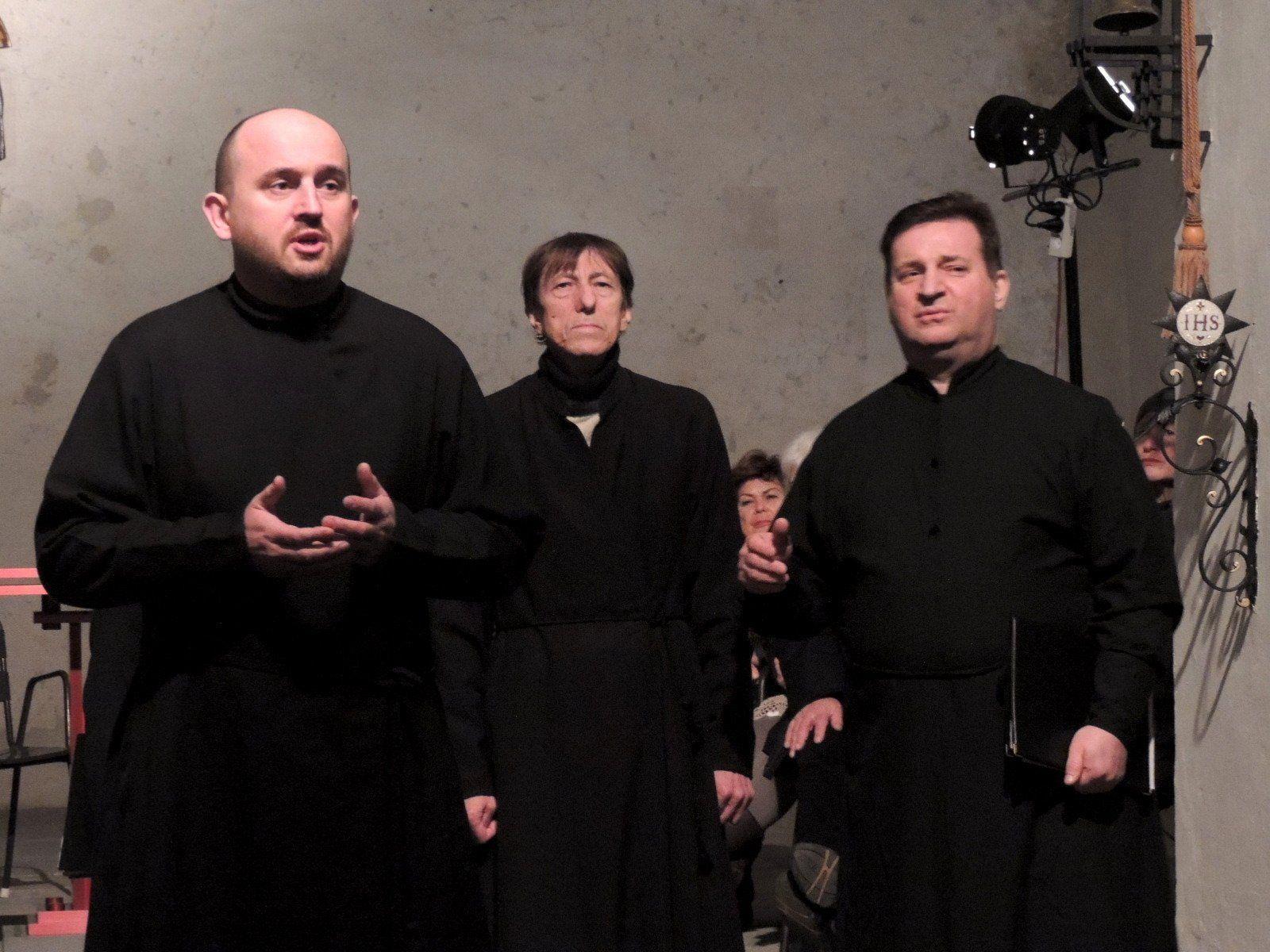 St.Daniel's Chor aus Moskau
