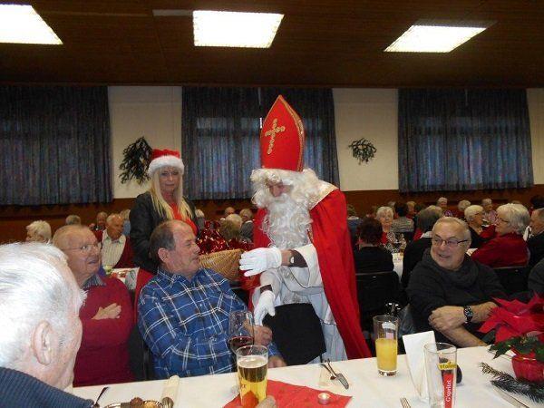 Gesellige Weihnachtsfeier des PVÖ Hard