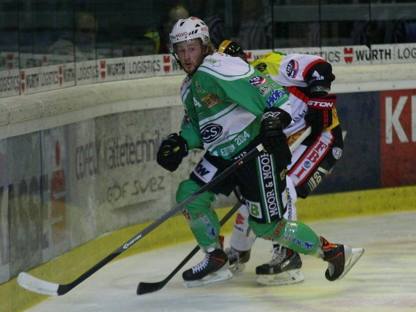 4:0-Auswärtssieg für den EHC Bregenzerwald in Bled.