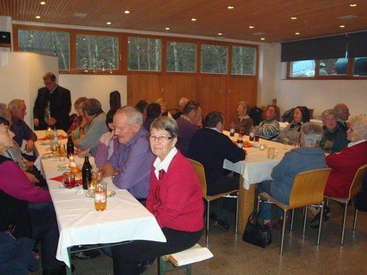 Nikolausfeier des PVÖ Mittel- und Hinterwaldes