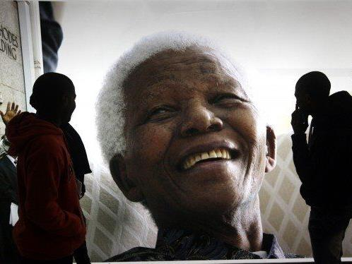 Nelson Mandela wird in Wien eine Verkehrsfläche gewidmet