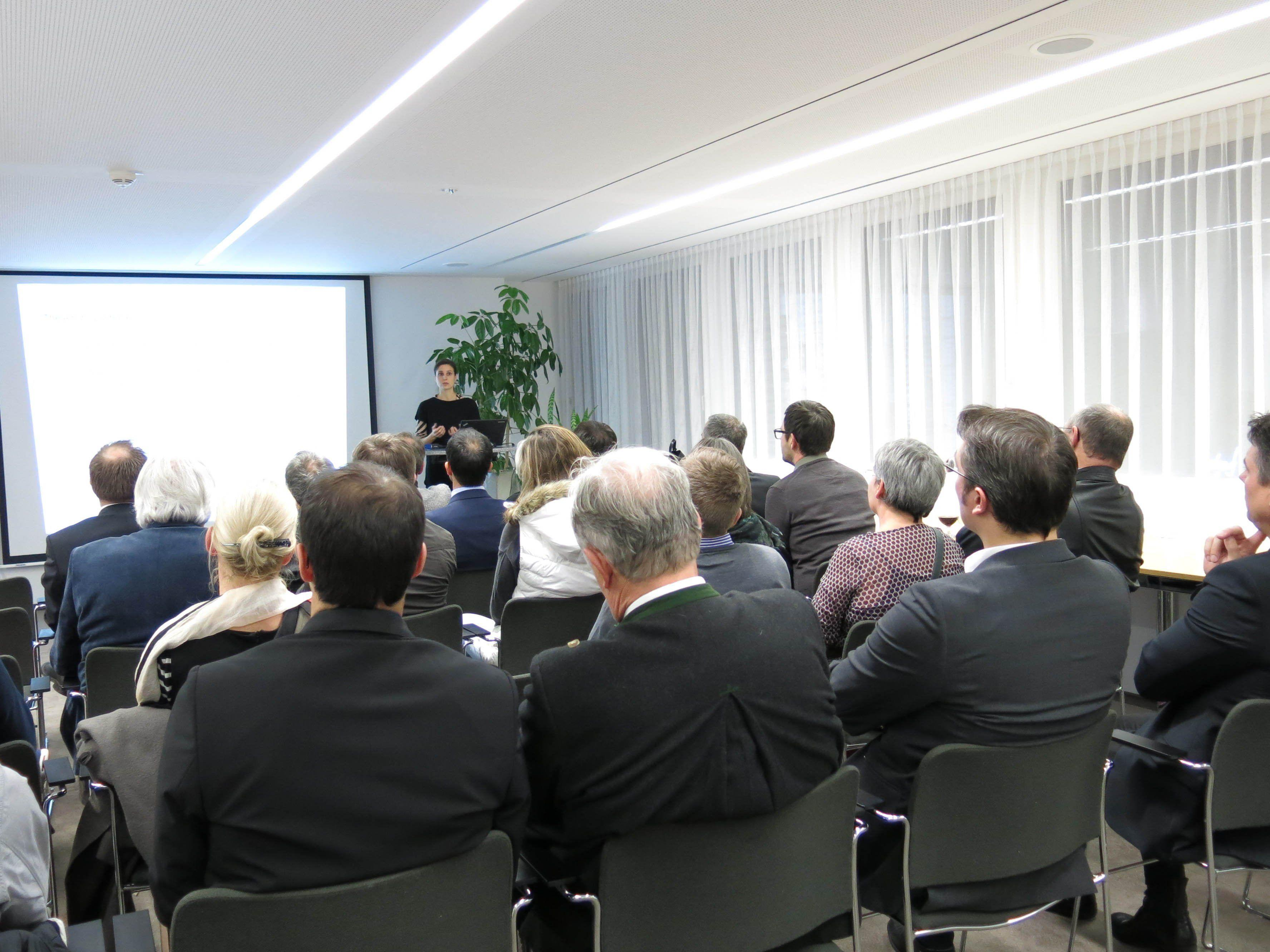 Im Rhein Forum wurden kürzlich die Ergebnisse präsentiert.