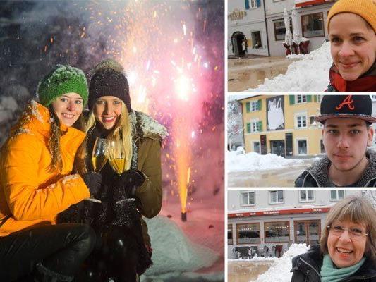 Die Vorarlberger wünschen sich vor allem Gesundheit für 2015.