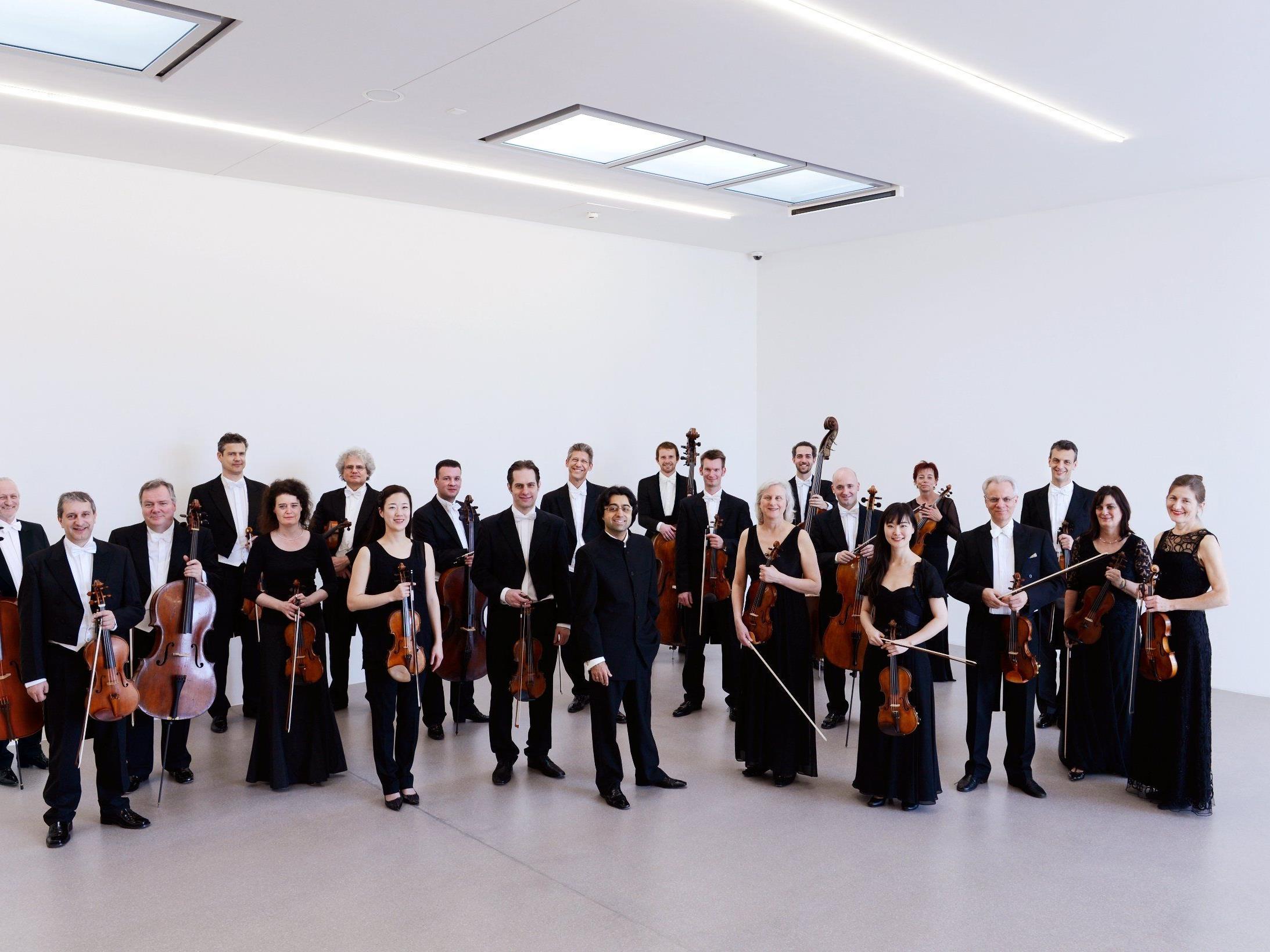 Das Württembergische Kammerorchester Heilbronn zählt zu den renommiertesten deutschen Kammerorchestern.