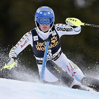 Sozusagen ein Start-Ziel-Sieg der Schwedin Maria Pietilä-Holmner.