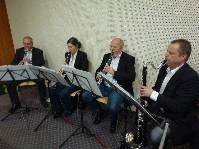 Bregenzer Klarinettenquartett