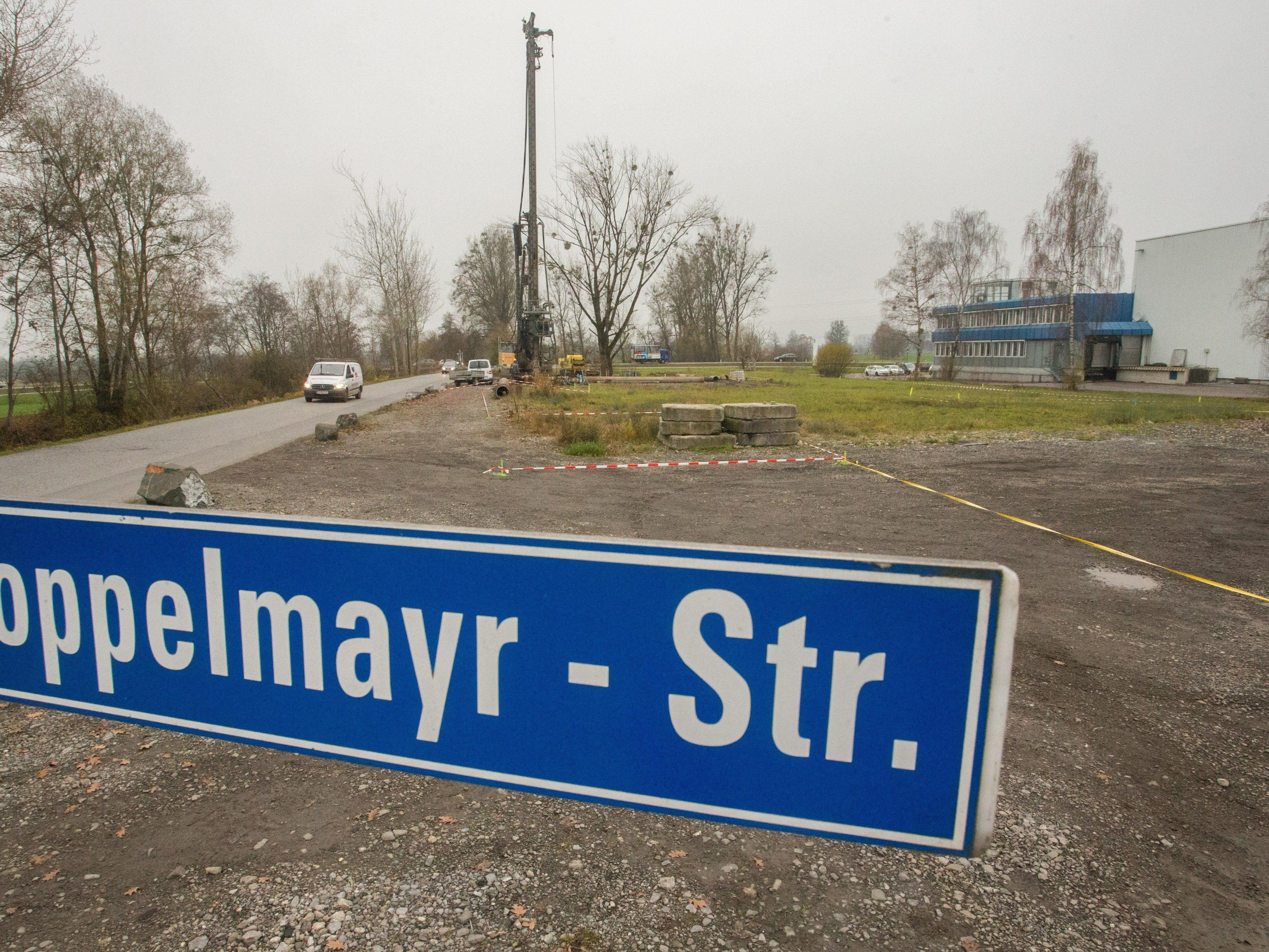 Doppelmayr-Neubau: Mit seiner Nähe zur Autobahn sei der neue Standort für das Unternehmen ideal gelegen.