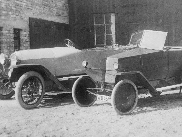 Der VAR wurde vor 90 Jahren in Hard entwickelt und gebaut. Für eine Großserie fehlte das Geld.