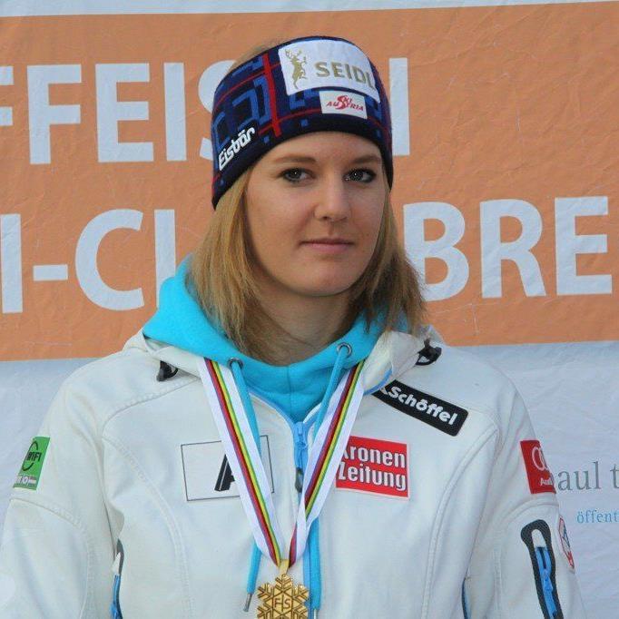 Lisl Kappaurer wurde zum zweiten Mal Vierte.