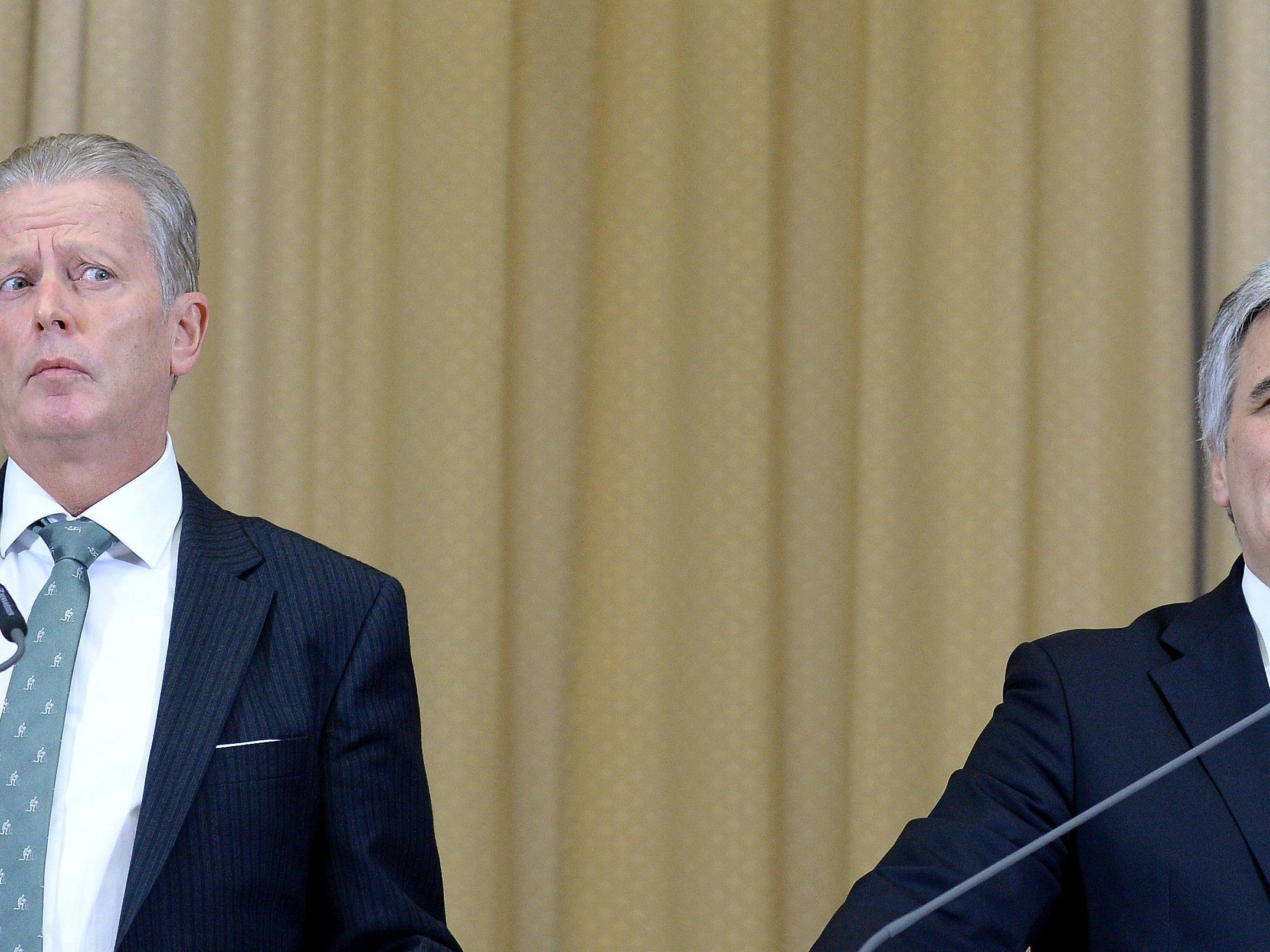 Beschluss zu TTIP: Faymann soll ÖVP via Medien über Pläne informiert haben.