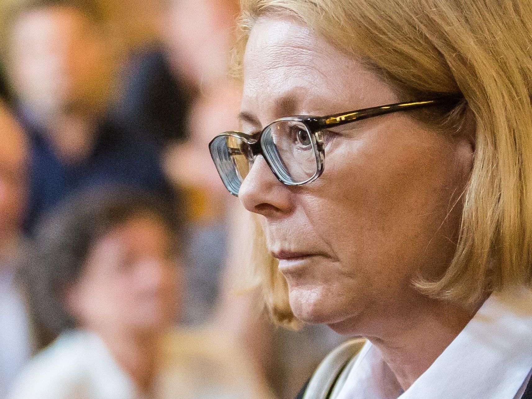 Richterin Kornelia Ratz.