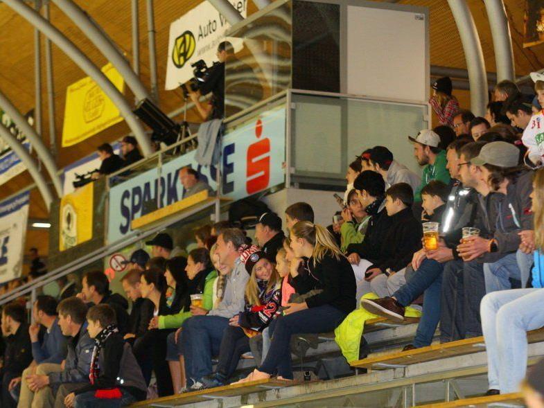 EHC Bregenzerwald gewann gegen Kitzbühel