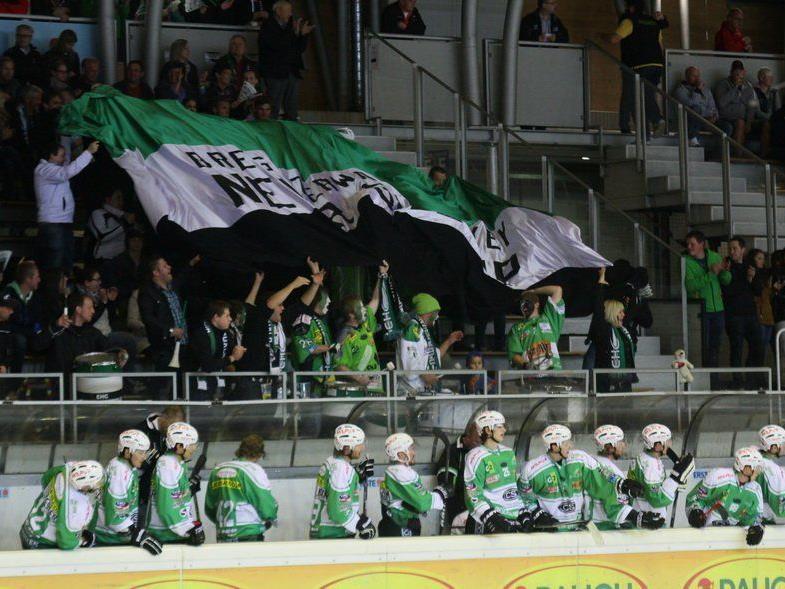 Auf zehn Spieler muss der EHC Bregenzerwald in den Auswärtsspielen in Slowenien verzichten.