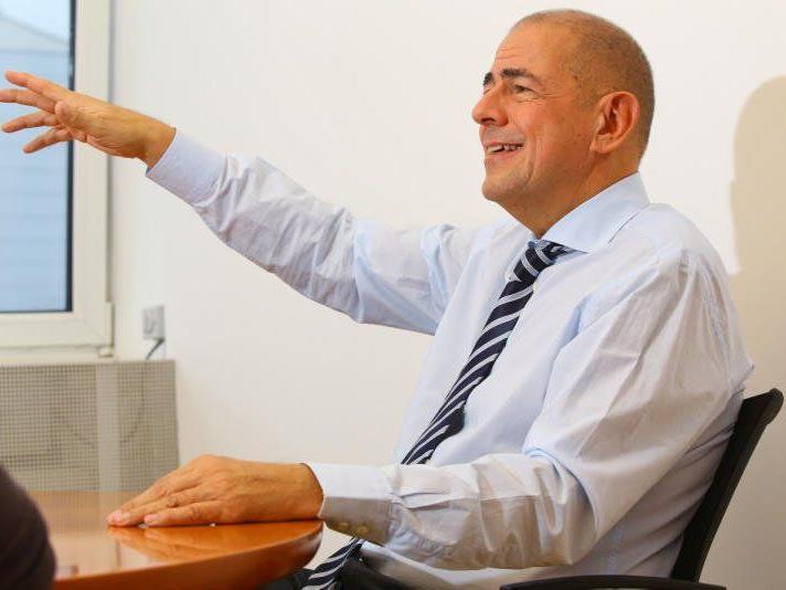 CEO Schumacher blickt auf erfolgreiche Monate zurück