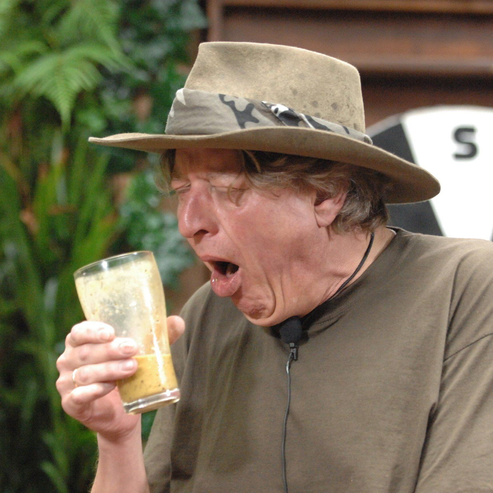 Dschungelcamp 2015: Die Zuseher wollen Walter leiden sehen.