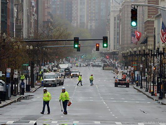 Drei Menschen wurden bei dem Anschlag getötet