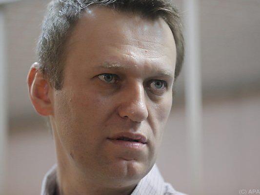 Kremlkritiker kurzfristig in Polizeigewahrsam