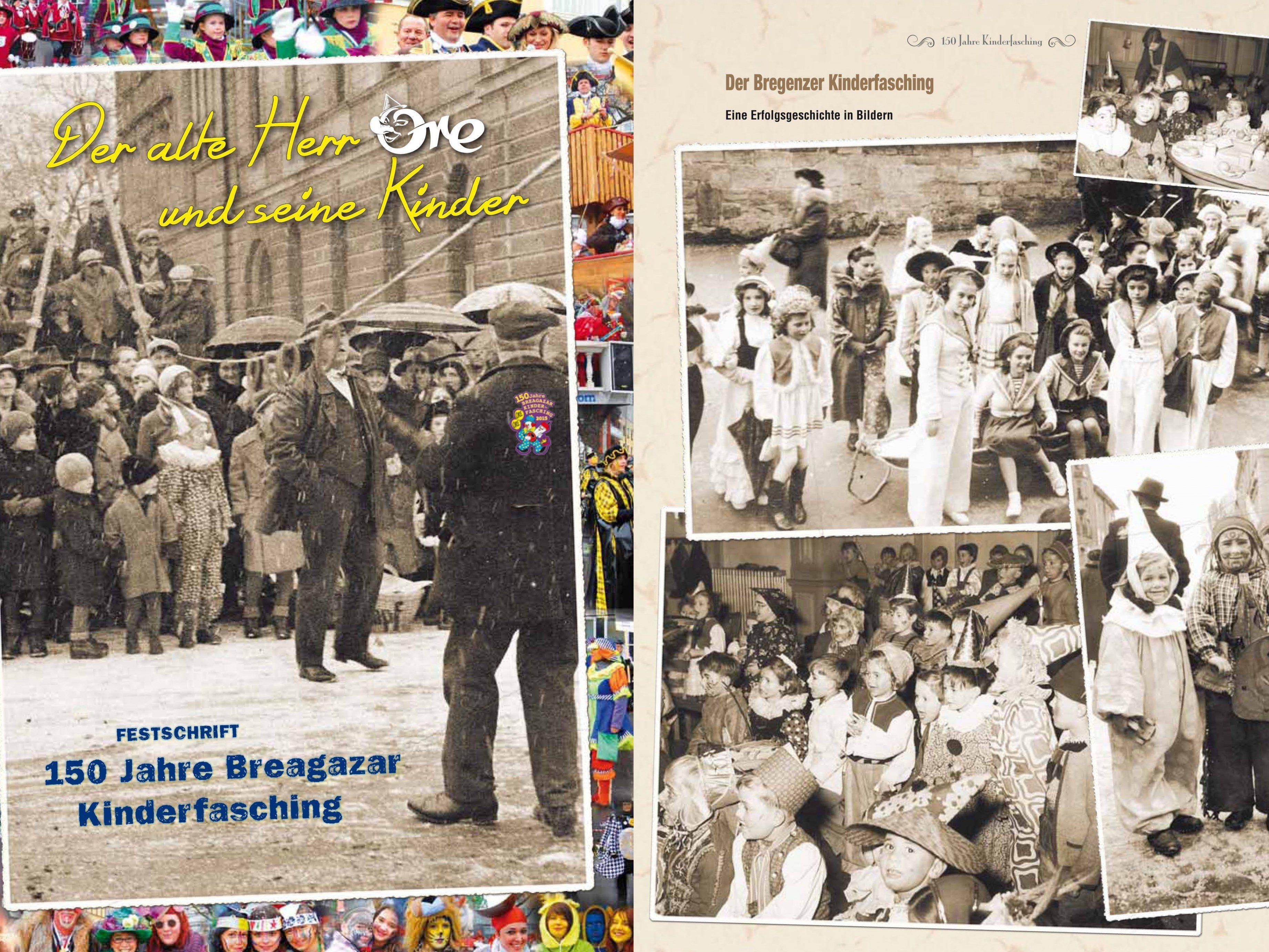 Zum  150-jährigen Jubiläum legte der Ore-Ore-Verein eine Festschrift auf.