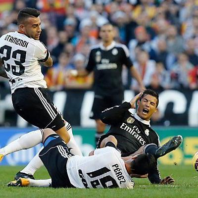 Ein Tor von Ronaldo war zu wenig für Real