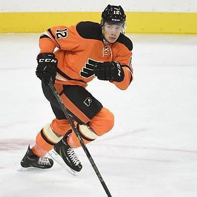 Raffl fuhr mit den Philadelphia Flyers Sieg ein