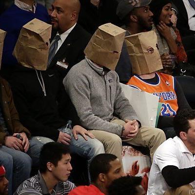 Knicks-Fans sind frustriert
