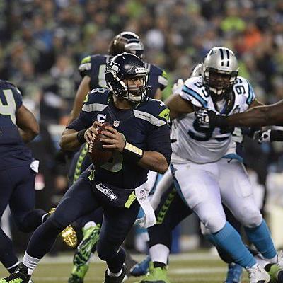 Seattle Seahawks schlugen Carolina Panthers 31:17