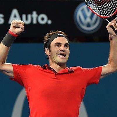 Historischer Sieg für Federer