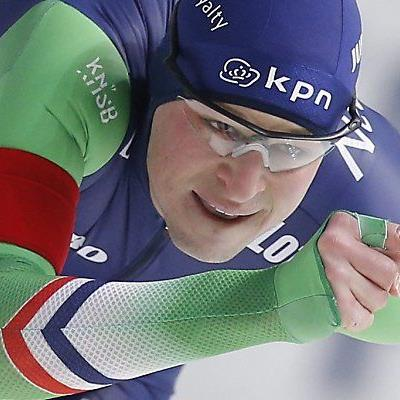 Sven Kramer wurde Favoritenrolle gerecht