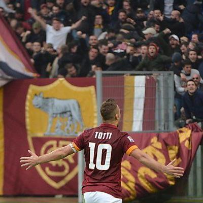 Der Roma-Kapitän hat's wieder gerichtet