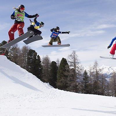 Snowboard-Cross ist offenbar ein Stiefkind der FIS