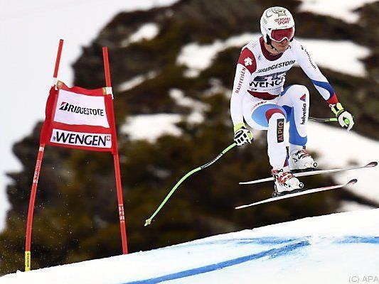 Janka sorgte für Freude bei den Schweizer Fans