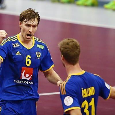Schweden gelang problemlos der Aufstieg