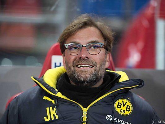 Jürgen Klopp mit Vorbereitung zufrieden