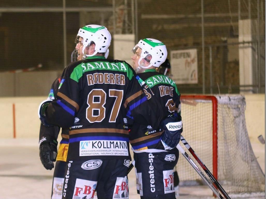 HC Rankweil besiegt den Tabellenführer WInterthur in der Overtime.