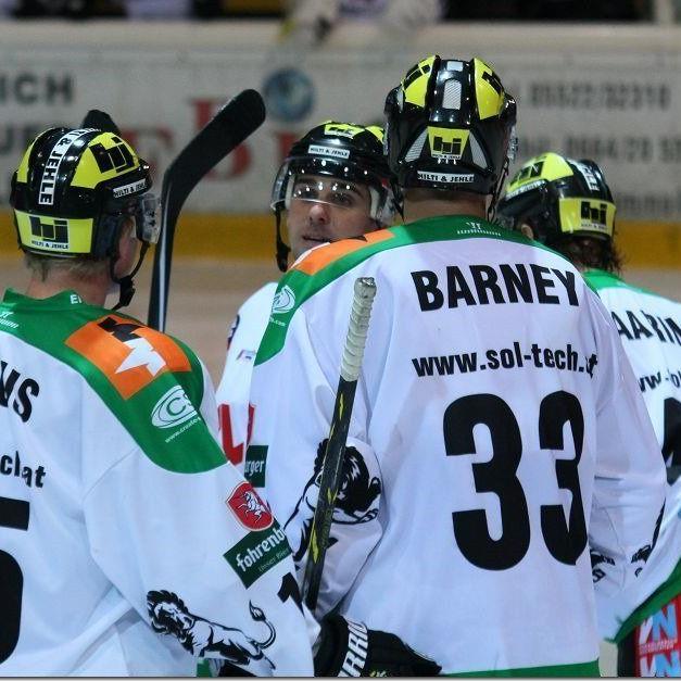 Zehn Mal jubelte der EHC Lustenau im Heimspiel gegen Celje.
