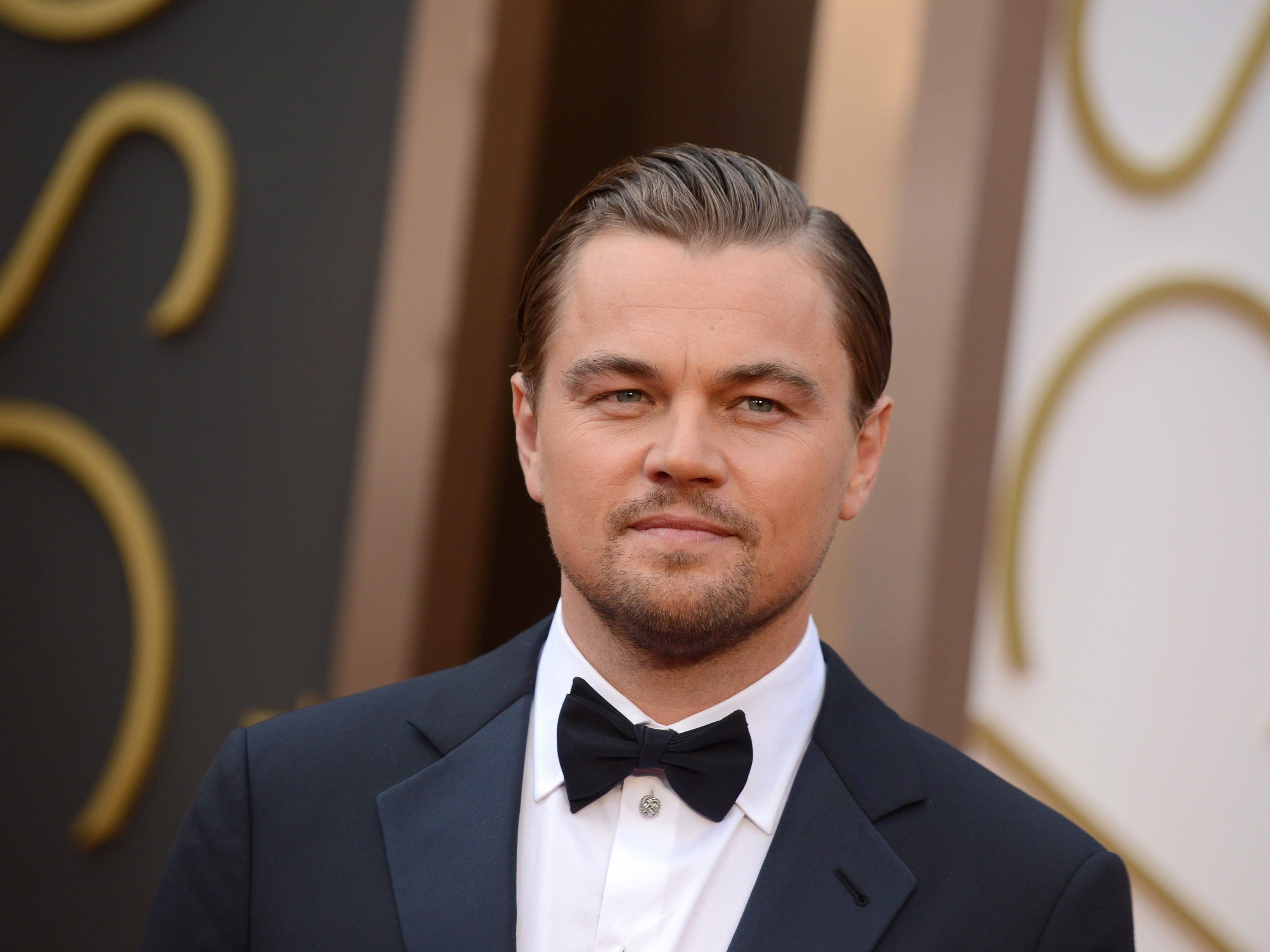 Die deutsche Stimme von Leonardo DiCaprio kommt eigentlich von Gerrit Schmidt-Foß.