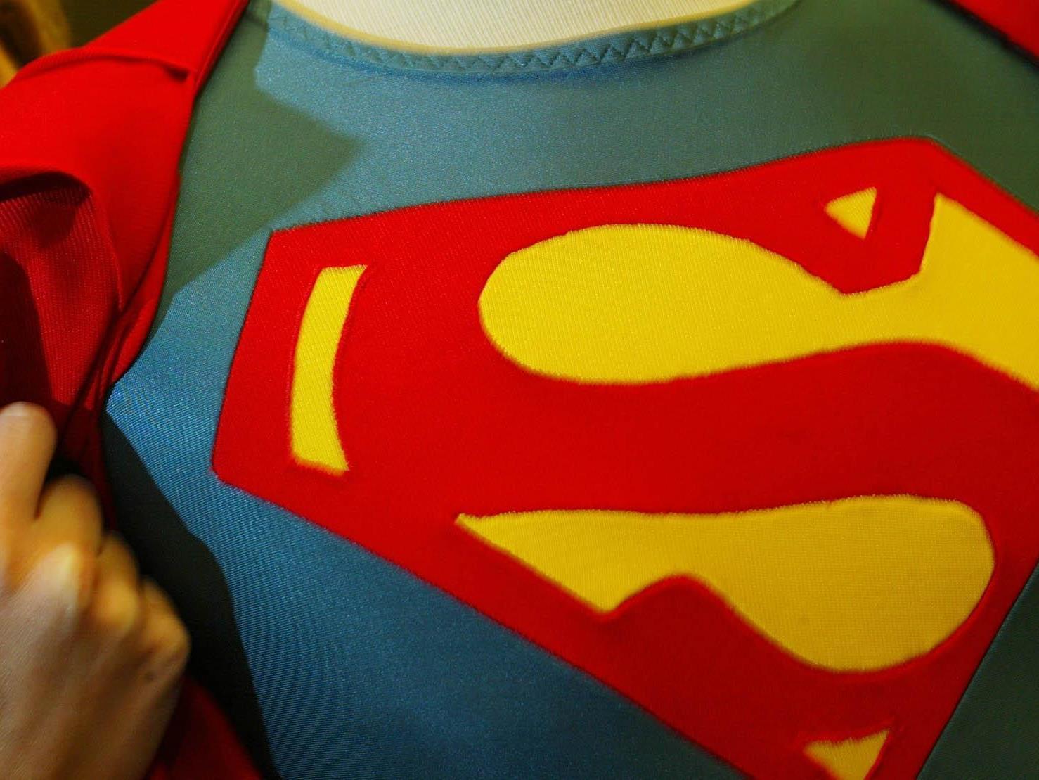 "Das Design der neuen Droge lehnt sich an das ""Superman""-Logo an."