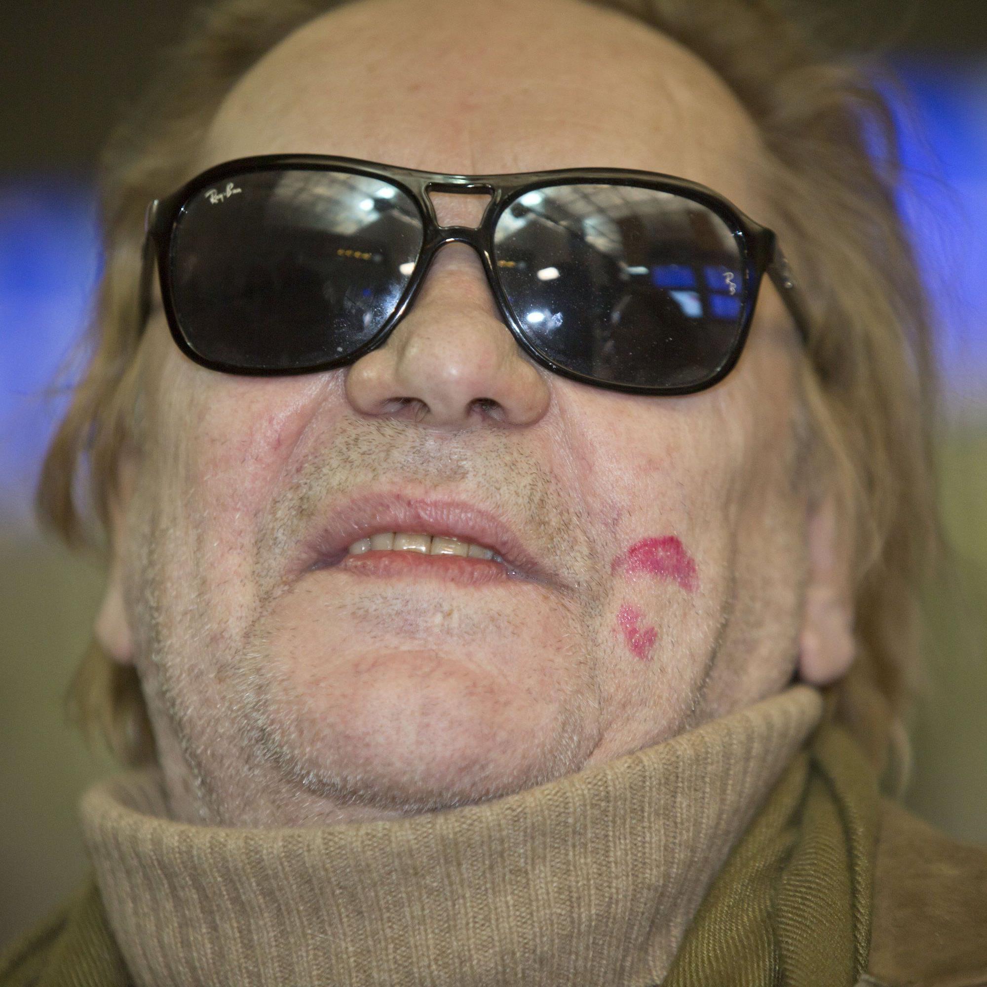 Helmut Berger kommt nach Wien