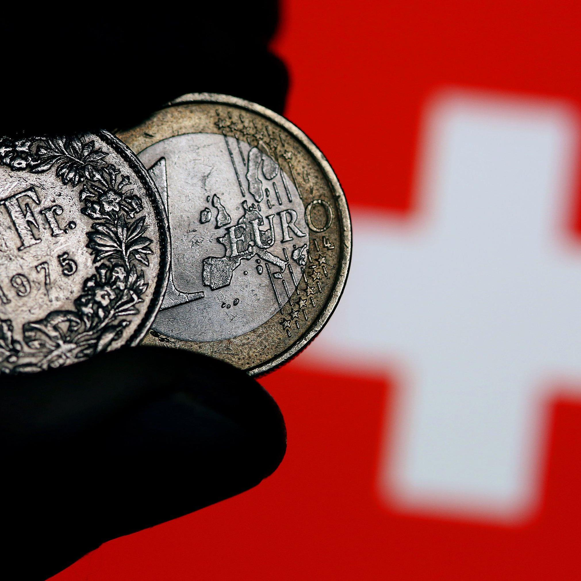 Schulden der Franken-Kreditnehmer stiegen um 15 Prozent an.
