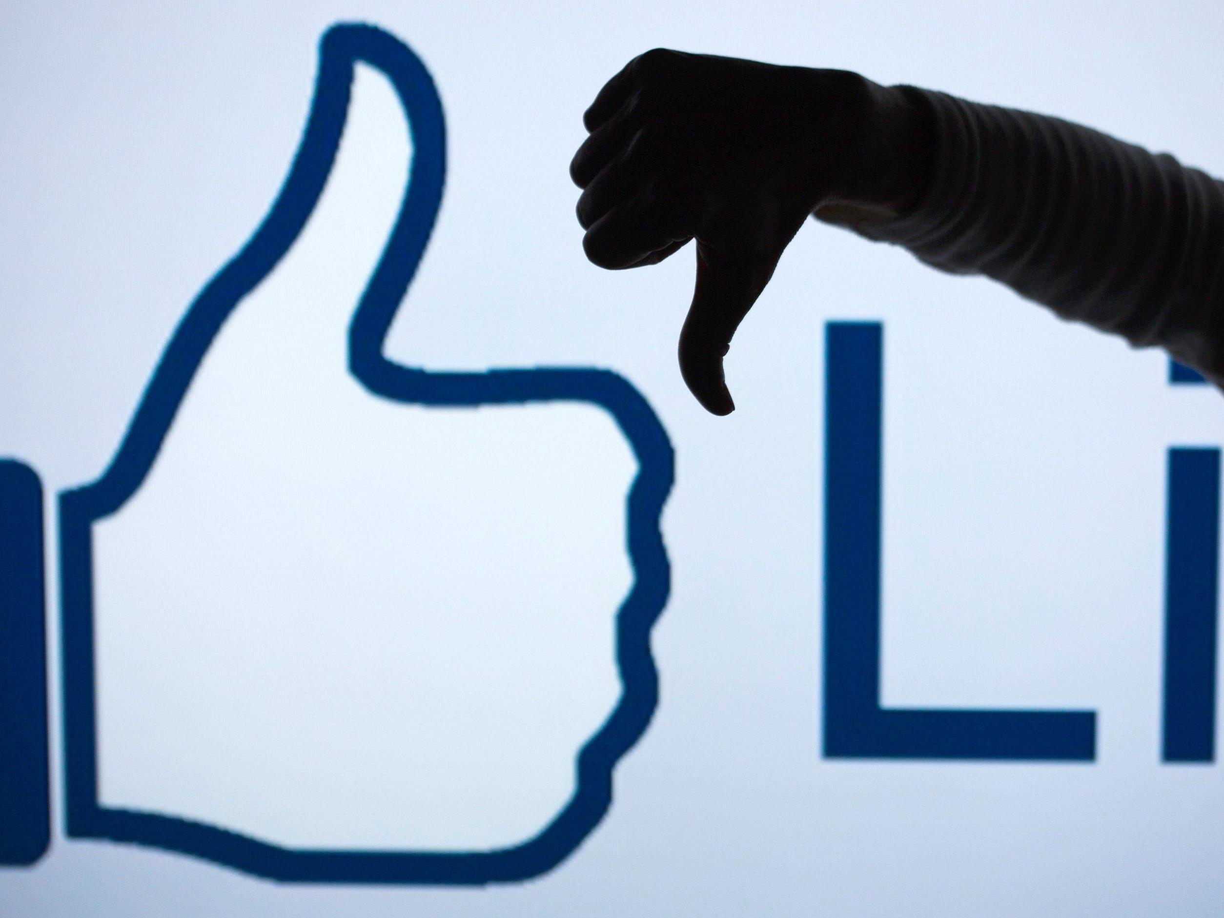 Facebook wird derzeit von einem Trojaner befallen.