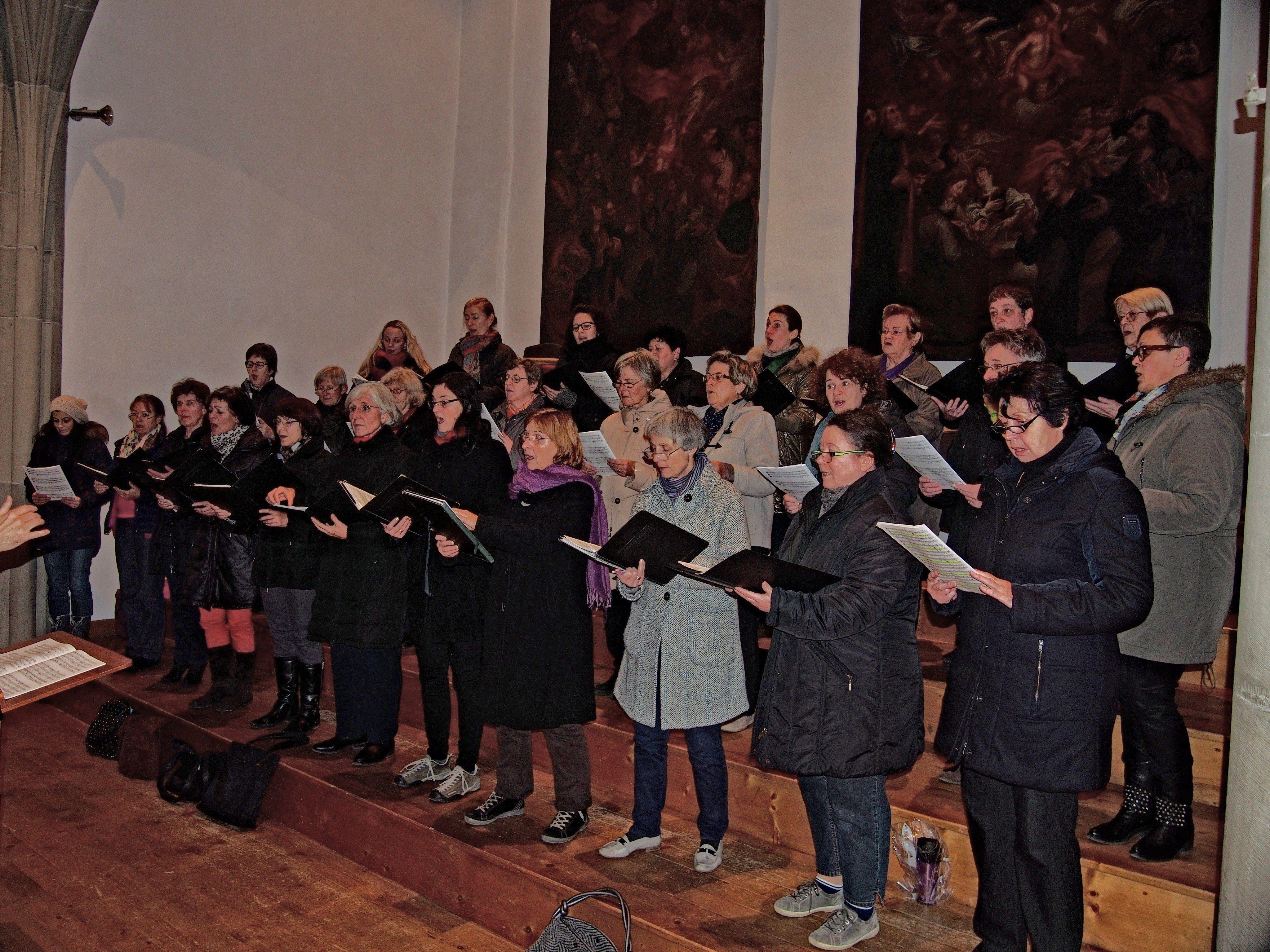 Unter dem Dirigat von DKP Benjamin Lack erklingen Choralkantaten von Johann Pachelbel.