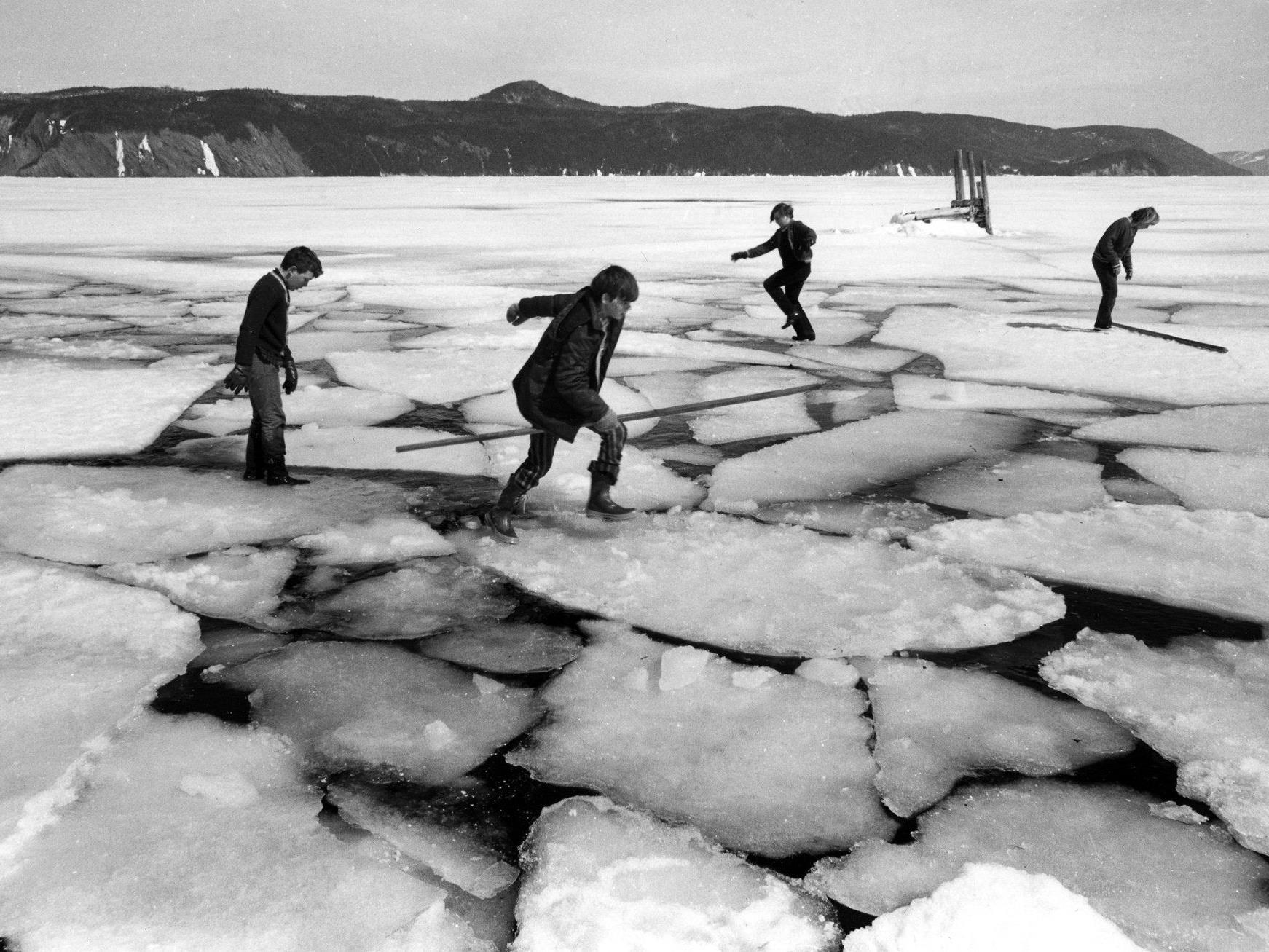 Cox's Cove, Neufundland, 1971