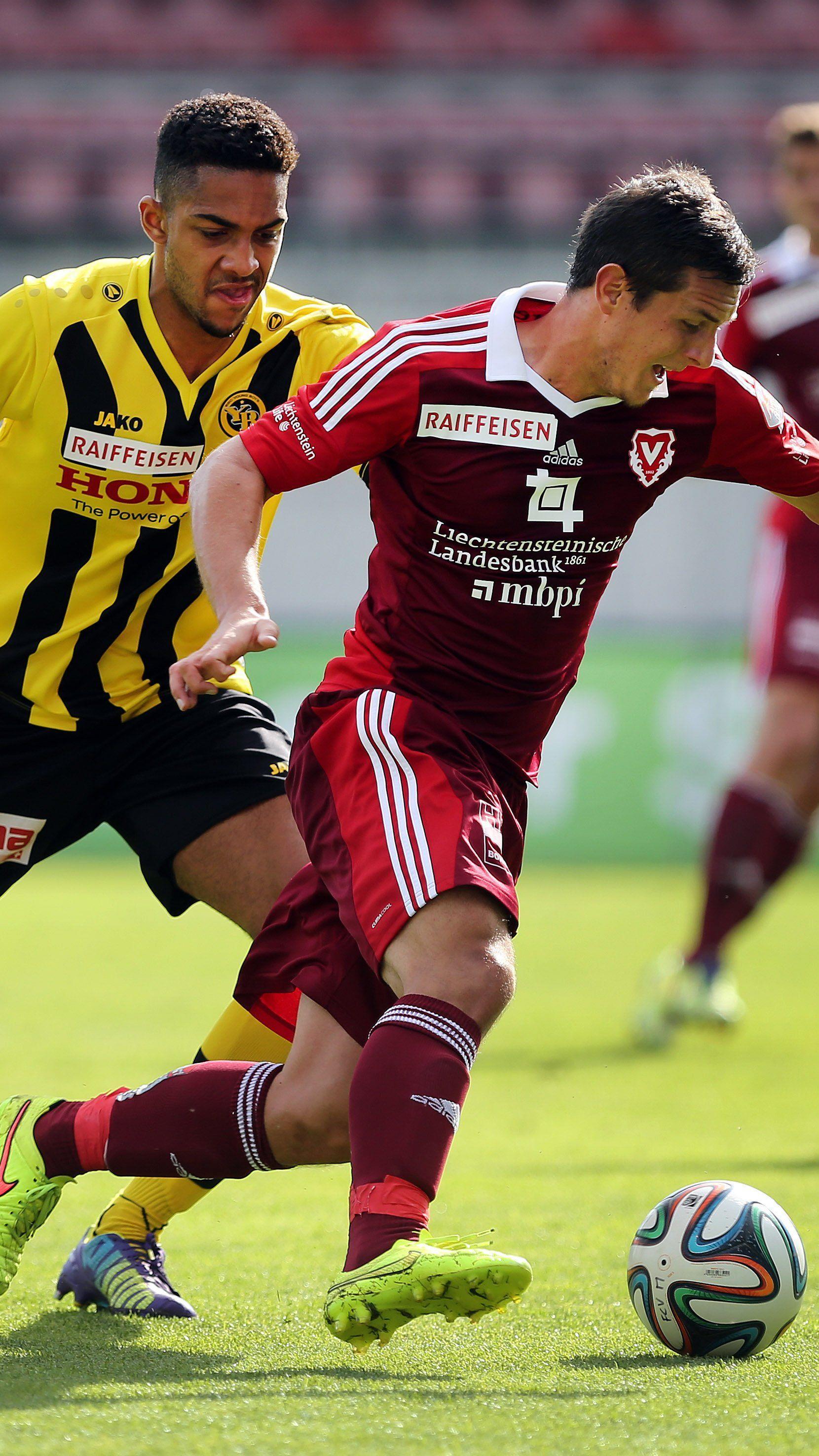 Manuel Sutter bleibt zwei weitere Jahre in Vaduz.
