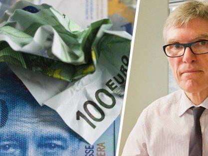 Was bedeutet der Euro-Kurssturz für uns in Vorarlberg?