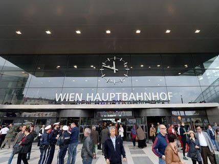 Am Hauptbahnhof kam es zu der Festnahme