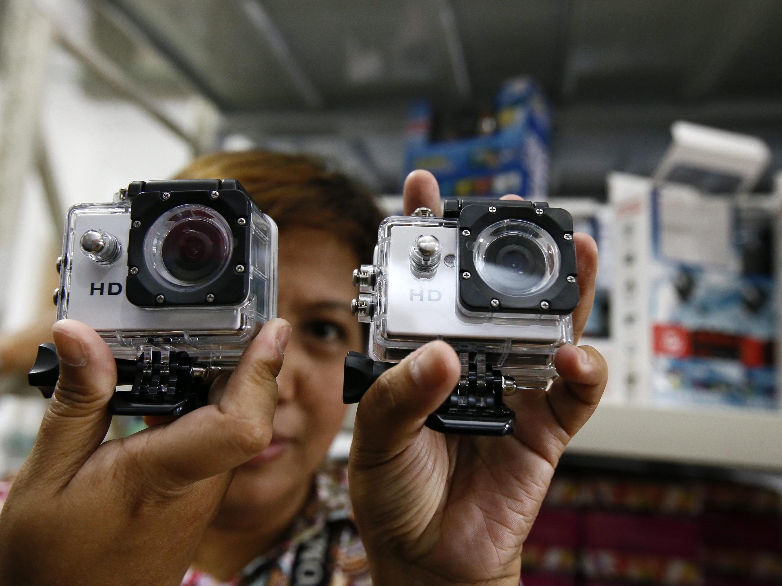 Bekommt GoPro nun Konkurrenz von Apple?