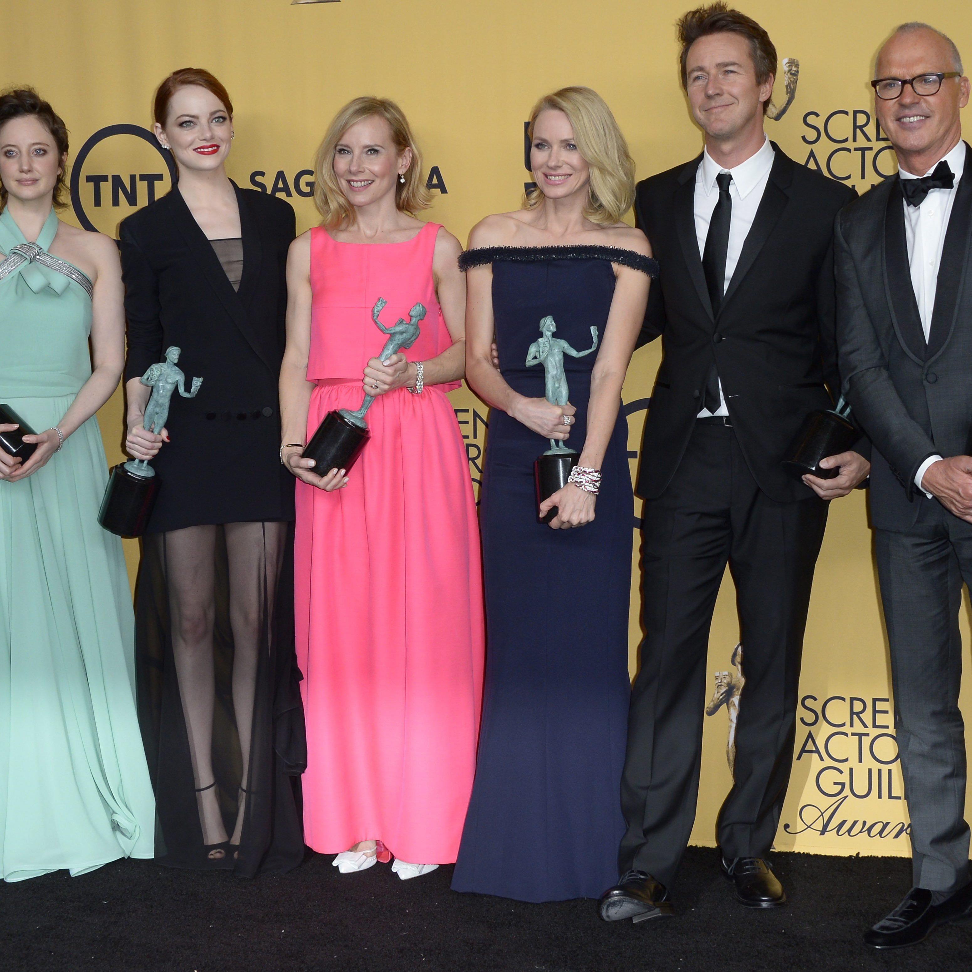 """""""Birdman"""" wurde auch bei den SAG-Awards ausgezeichnet."""