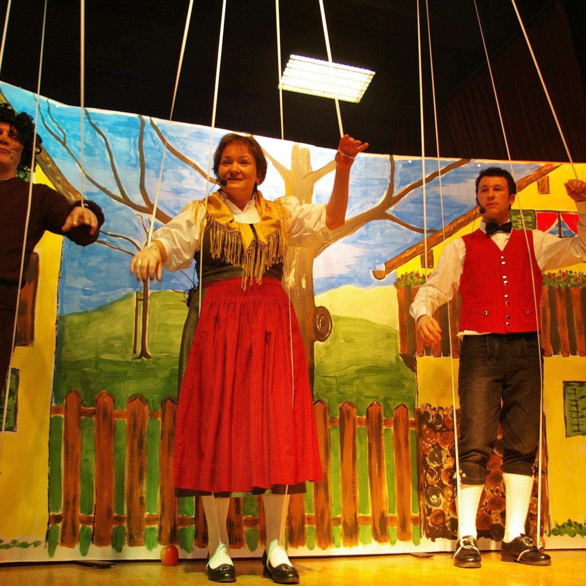 Unser Puppentheater