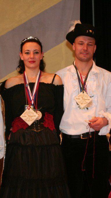 Prinzenpaar Hörbranz und Doren